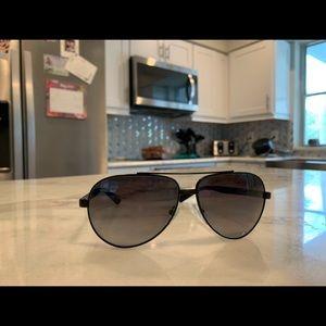 Prada Barnburner polarized aviator sunglasses